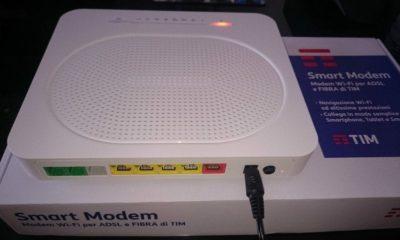 miglior router fibra TIM