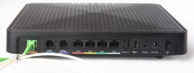 sconto router fibra