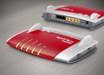 miglior router modem fibra
