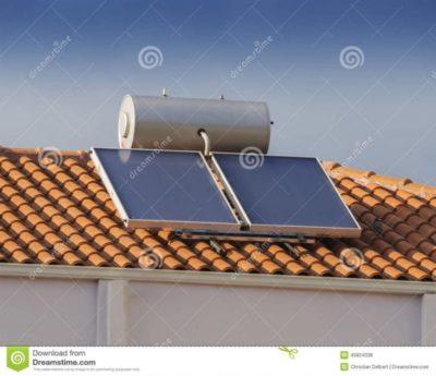 scaldabagno solare in offerta