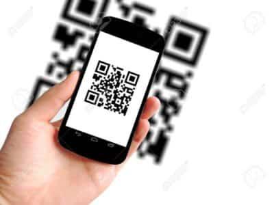 sconti scanner QR code