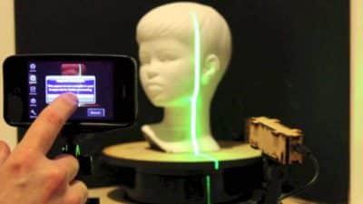 sconti scanner laser 3d