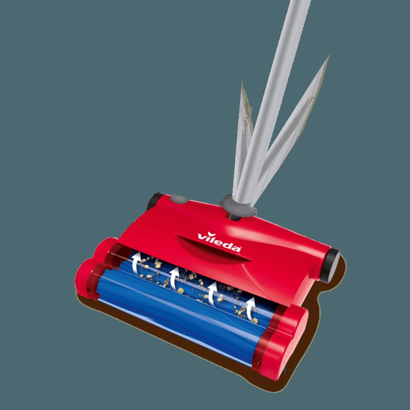 Offerte scopa elettrica vileda