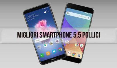 prezzi smartphone 5.5 pollici