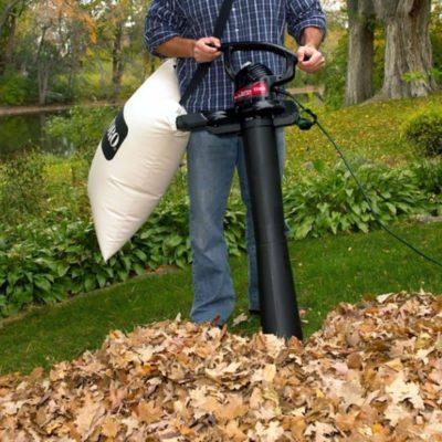 offerta soffiatore aspiratore foglie