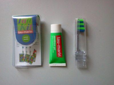 spazzolini da viaggio occasioni
