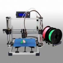 Migliori stampanti 3d doppio estrusore: recensioni, offerte, guida all' acquisto
