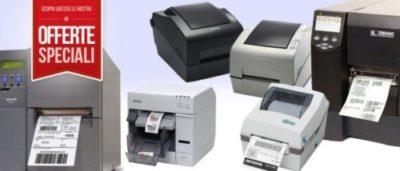 Top stampante etichette adesive