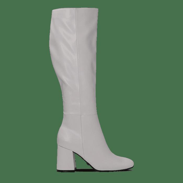 stivali bianchi offerte