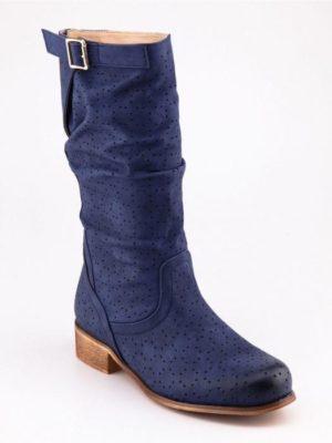 stivali blu donna prezzi