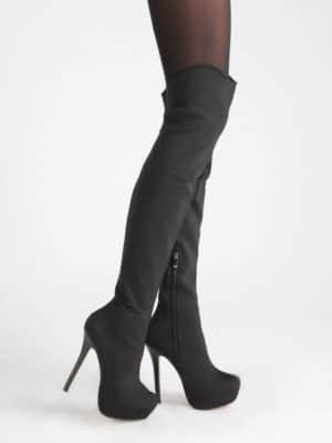 stivali con tacco alto migliori