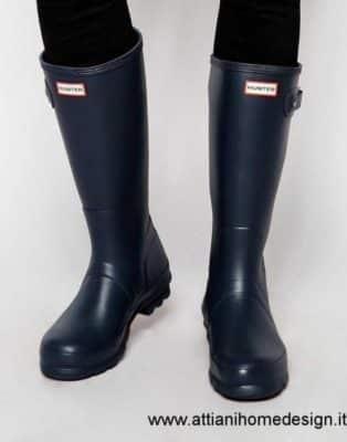 stivali da pioggia uomo sconto