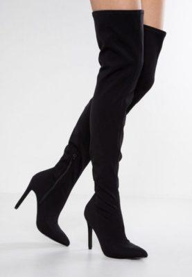 stivali donna con tacco migliori