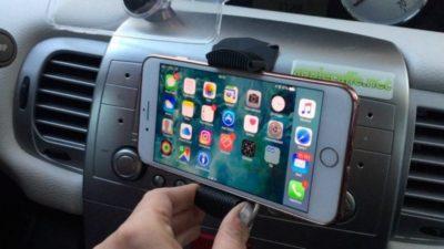 offerta supporto auto per iphone