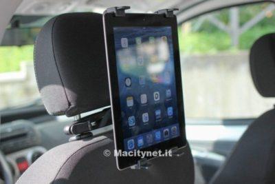 sconto supporto per tablet poggiatesta auto
