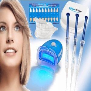 prezzi teeth whitening kit
