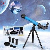 🔭Migliori telescopi astronomici per bambini: recensioni, offerte, la nostra selezione