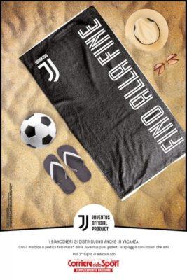 miglior telo mare della Juventus