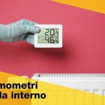 🌡️Top 5 termometri ambiente interno: alternative, offerte, guida all' acquisto