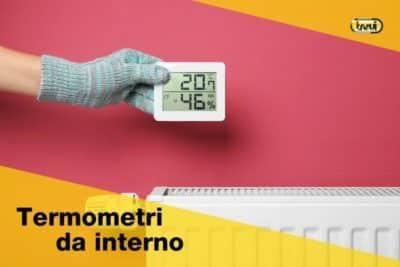 sconto termometro ambiente interno