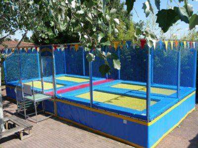 sconto trampolino elastico