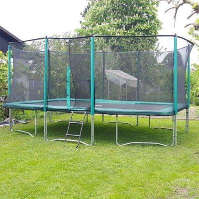 miglior trampolino rettangolare