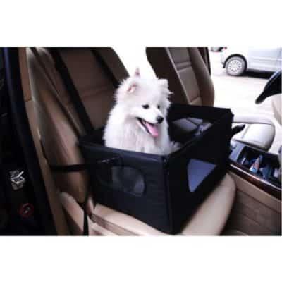 offerta trasportino da macchina per cani