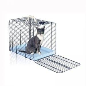miglior trasportino gatto metallo