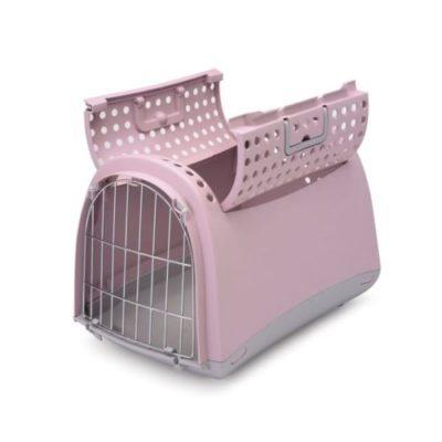 miglior trasportino gatto rosa