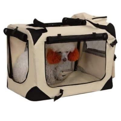 miglior trasportino morbido cane aereo
