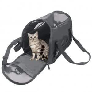 miglior trasportino morbido gatto