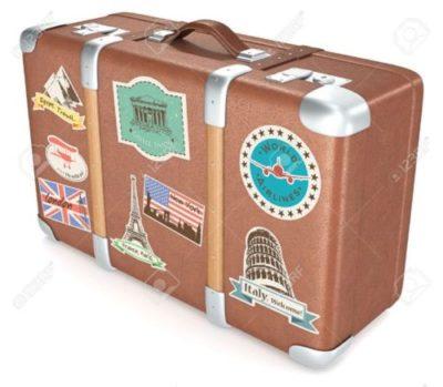 offerta valigie vintage