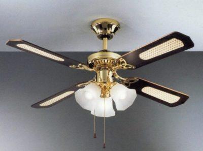 🌬️Top 5 ventilatori lampadario: recensioni, offerte, guida all' acquisto