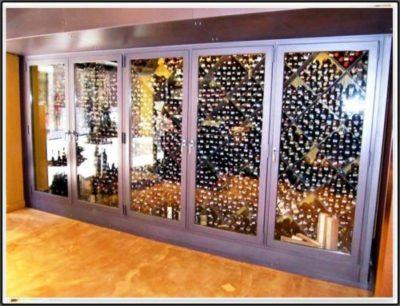 miglior vetrine per vini