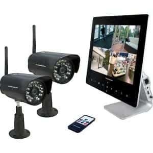 sconto videosorveglianza kit