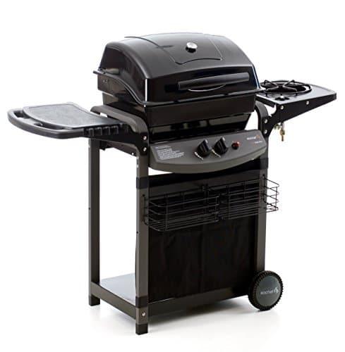 offerta barbecue a gas con pietra lavica