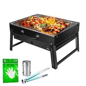 sconto barbecue portatile a carbonella
