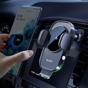 caricatori wireless auto