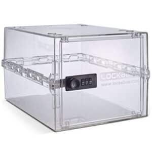 miglior cassaforte trasparente
