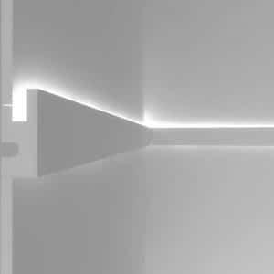 sconto cornici illuminazione led