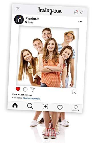 prezzi cornici instagram matrimonio