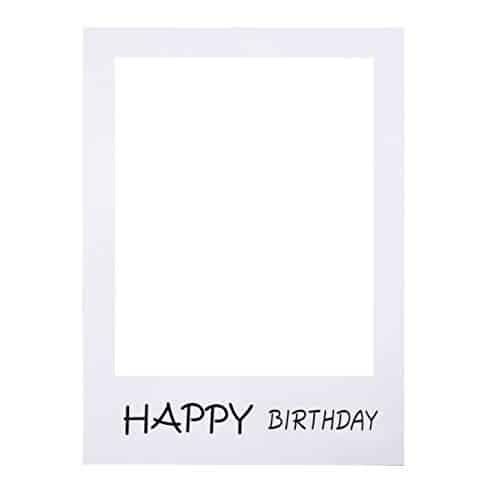 miglior cornici per selfie compleanno
