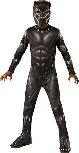 Perfetto costume Black Panther (bambino)
