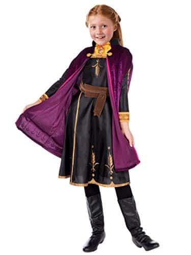 Ottimo costume anna frozen (bambina)