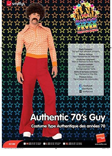 Ottimo costume anni 70 (uomo)