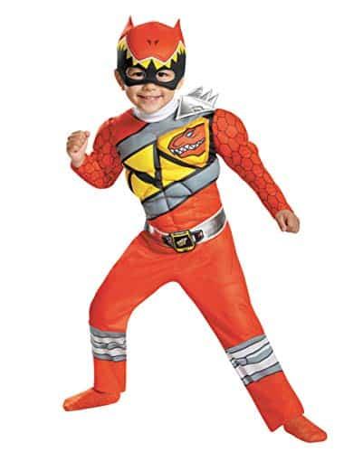 Offerta costume da Power Ranger (bambino)