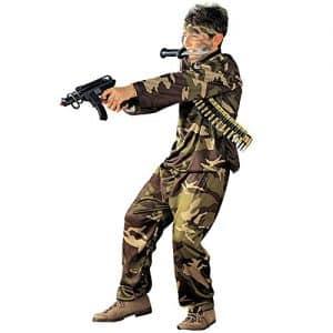 Offerta costume da militare (bambino)