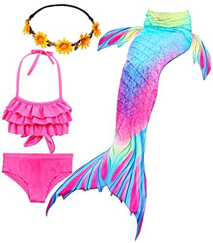 Perfetto costume da nuoto (bambina)