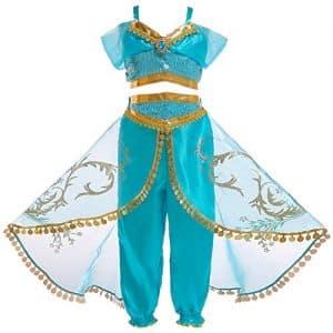 Perfetto costume da odalisca (bambina)