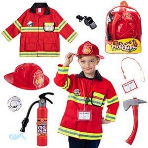 Offerta costume da pompiere (bambino)